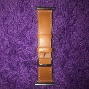 Leather Apple Watch Band (42mm/44mm)